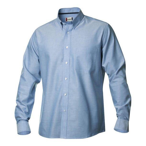 Clique skjorte i Oxford kvalitet