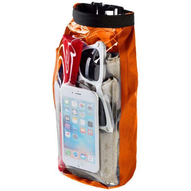 Vandtæt udendørstaske 2- Ltr. - Tourist