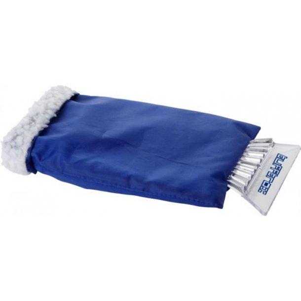 Isskraber Colt med handske - blå