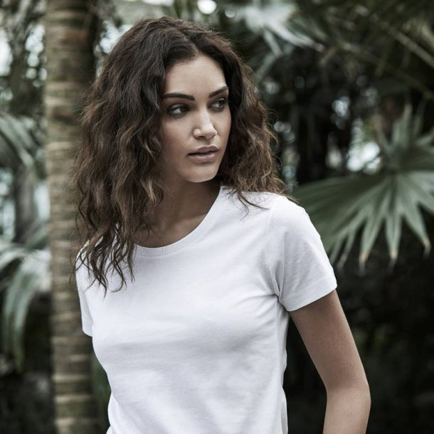Dame T shirts -TeeJay Basic tee