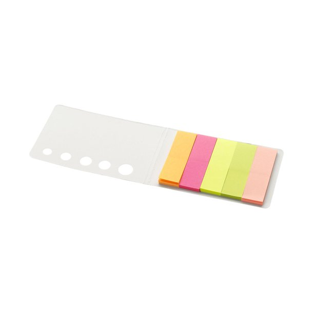 Fergason Sticker notes - farvede memo sedler