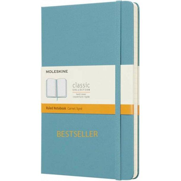 MOLESKINE classic L hardcover notesbog