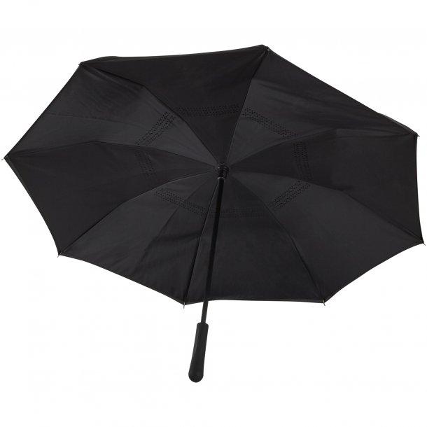 Lima paraply - vendbar - sort