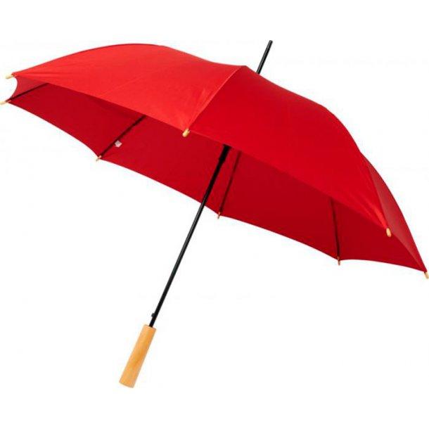 Paraply i genanvendt PET materiale