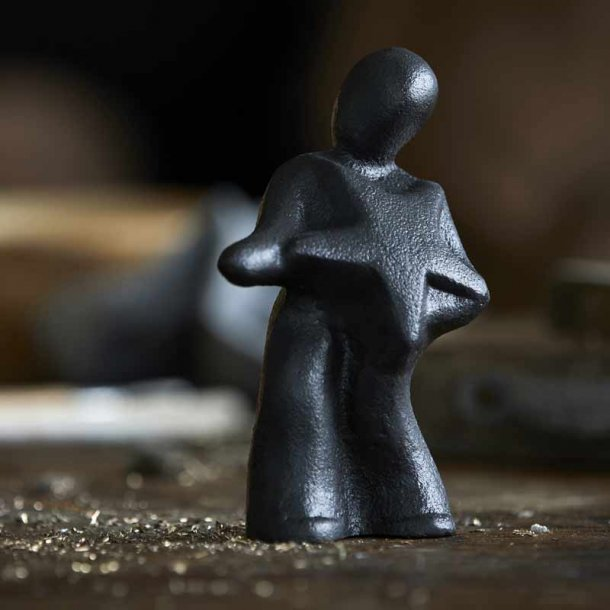 Morsø skulptur - fang stjernerne ind