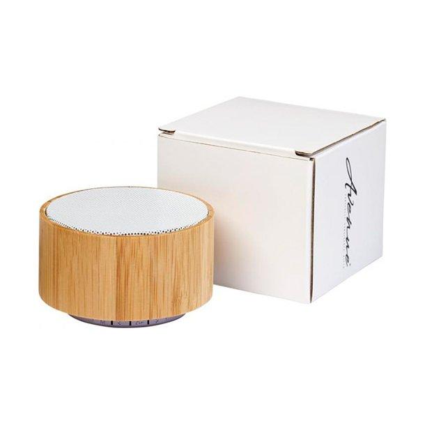 Cosmos bluetooth højtaler af bambus