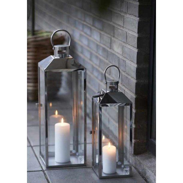 Lanternesæt stål - Villa Collection