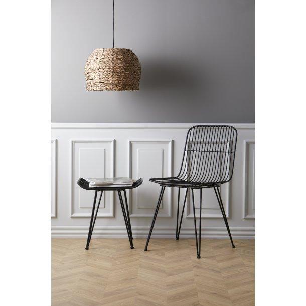 Villa Collection stol med skammel