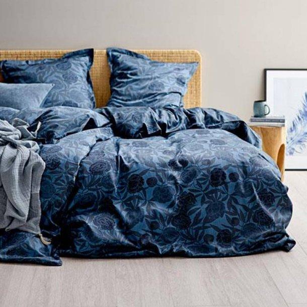 Sôdahl sengesæt Tapestry organic- indigo