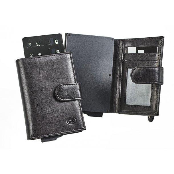 Bon Gout kortholder - sort - RFID beskyttet