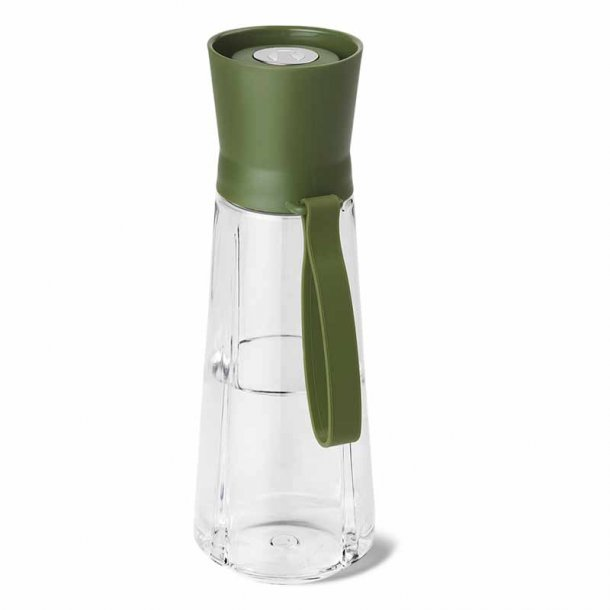 Drikkeflaske - Grand cru - olivengrøn