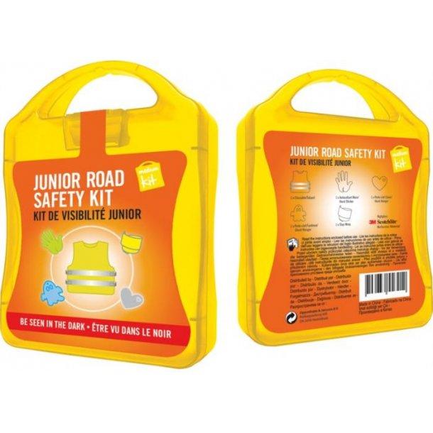 Juniortrafiksikkerhedssæt - My kit
