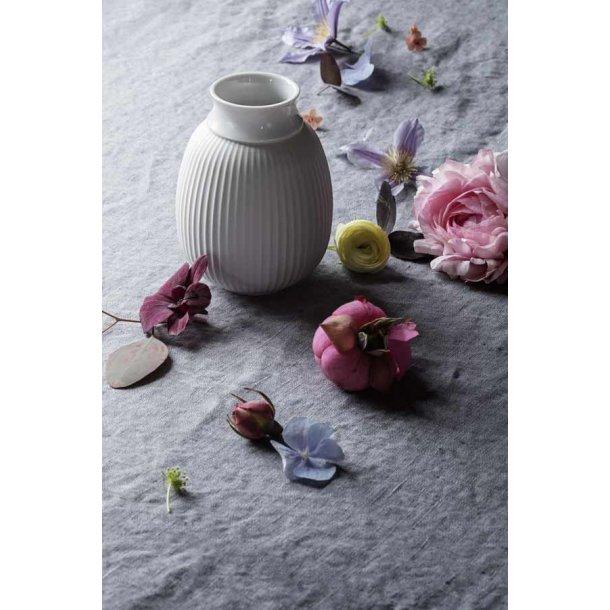 Curve vase 12 cm  - Lyngby porcelæn