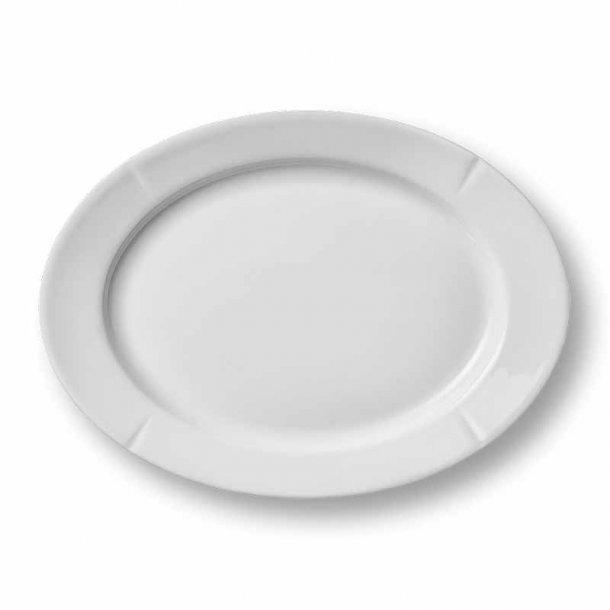 Rosendahl Grand Cru oval serveringstallerken - 23 cm