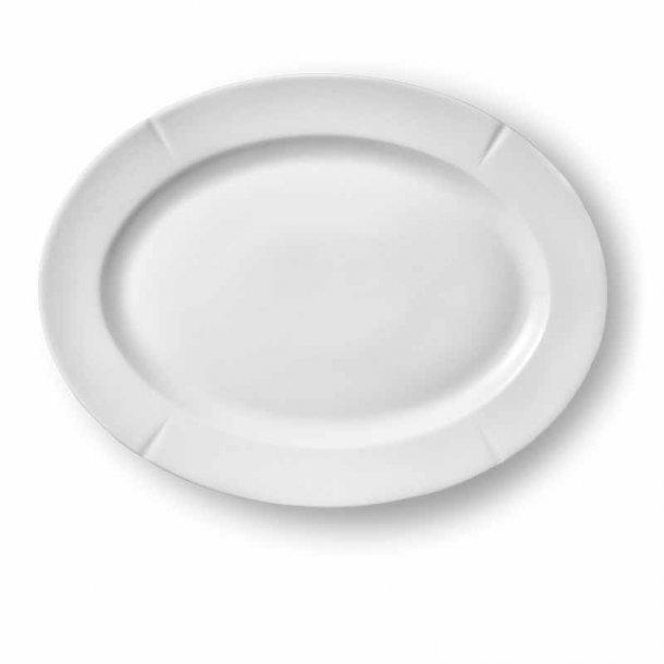 Rosendahl Grand Cru oval serveringstallerken - 30 cm