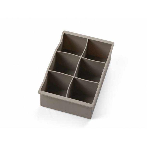 BITZ isterningbakke - 6 kvadratiske rum