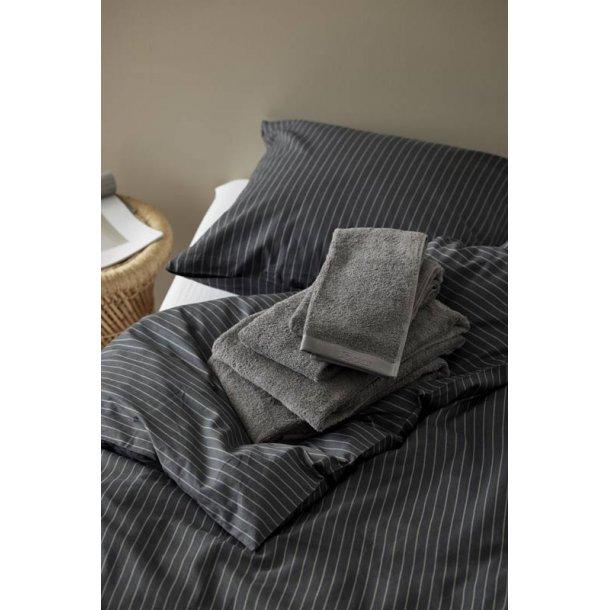 Södahl gavepakke sengesæt & håndklæder - Grey