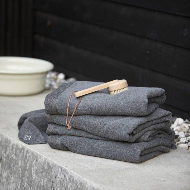 ZONE INU Spahåndklæder 4 stk. - grå