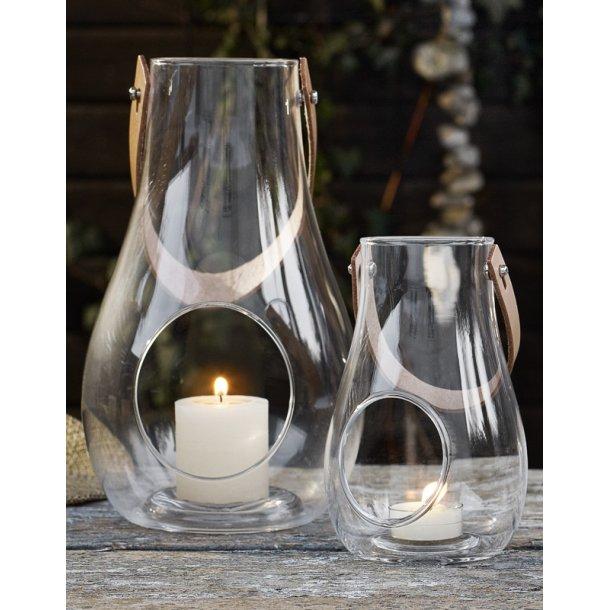 Holmegaard lanterne 2 stk klar. - design With Light