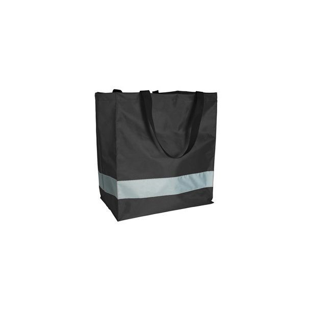 Shopping bag med refleks