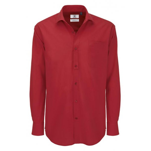 B&C skjorte - Easy Care