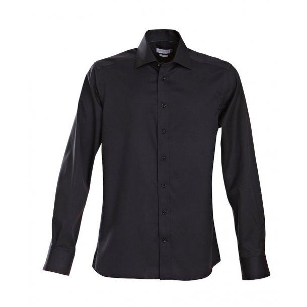 J. Harverst & Frost  - Green Bow 01 - klassisk skjorte