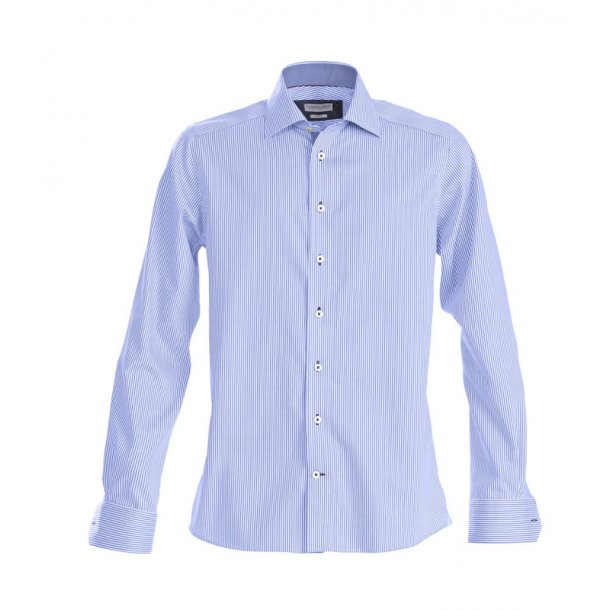 Skjorte - strib - J. Harvest & Frost - Herre