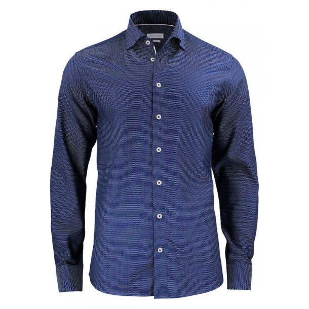 Skjorte - Purple Bow 49 - mørkeblå - Herre