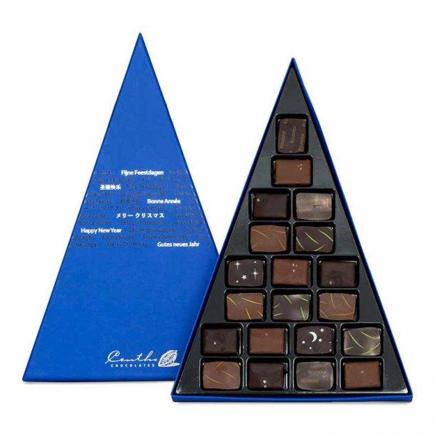 Centho chokolade blue - luksus chokolade