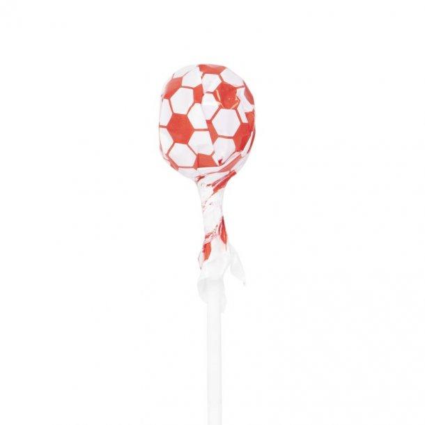 Fodboldslikkepinde - jordbær