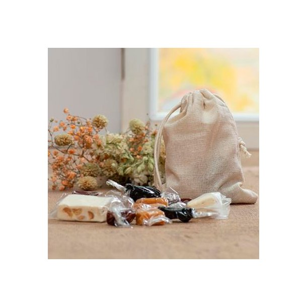 Bomuldsposer fyldt med kvalitet - small