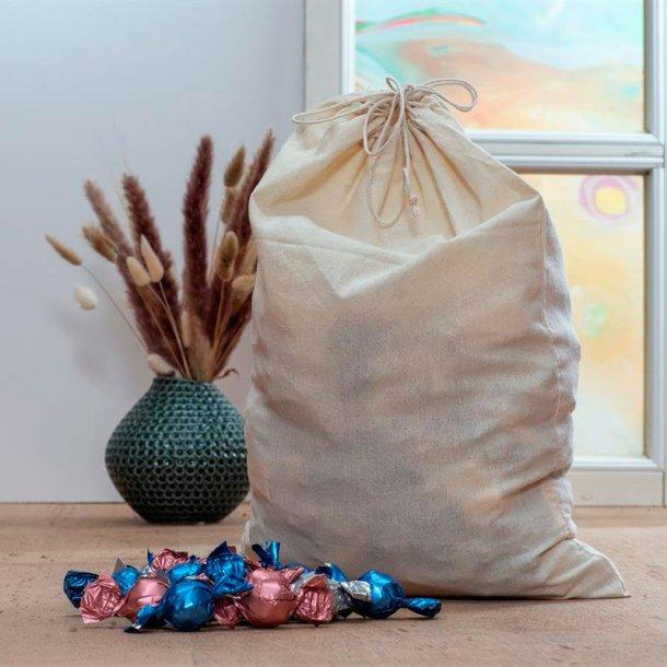 Bomuldsposer fyldt med kvalitet - X-large