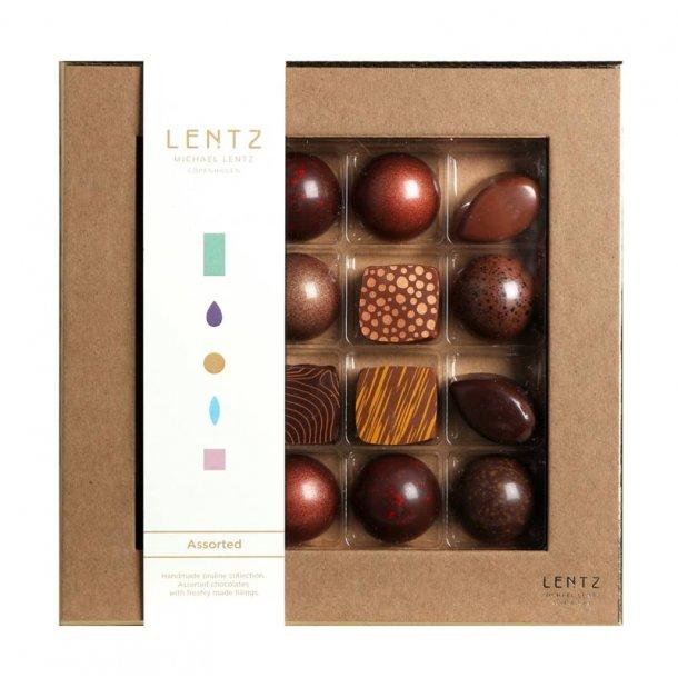 LENTZ Luksus chokolade 16 stk