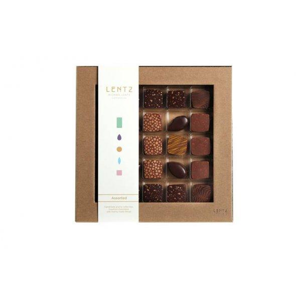 LENTZ Luksus chokolade 25 stk