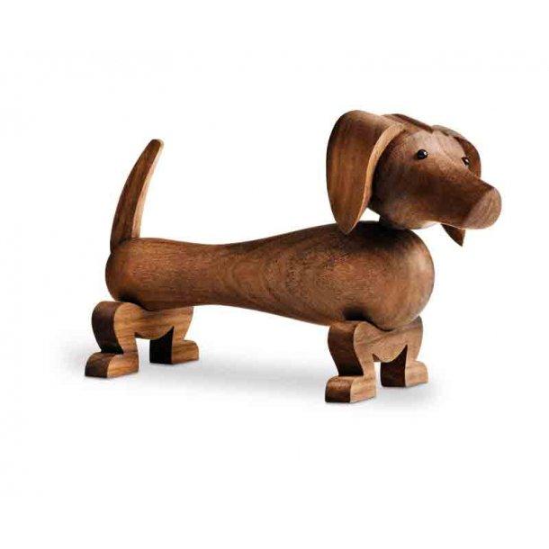 Gravhunden Pind - Kay Bojesen - valnød
