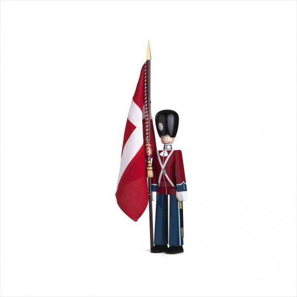 Kay Bojesen - Fanebærer med flag - 50 cm