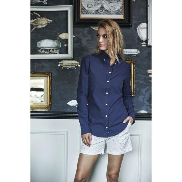 Perfect Oxford skjorte - Dame
