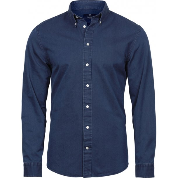 Casual Twill skjorte - Herre