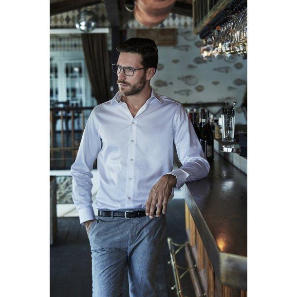 Comfort fit skjorte - luksuskvalitet - Herre