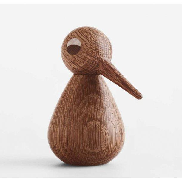 Fugl stor - eg - røget - Design Kristian Vedel