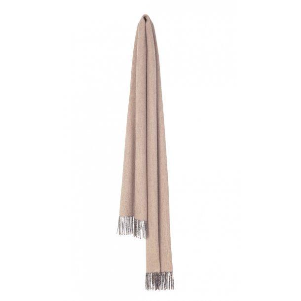 His & Her tørklæde - nude/grey