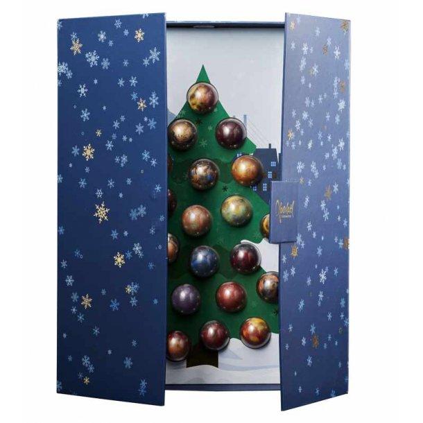 Julekalender m/24 fyldte chokolader