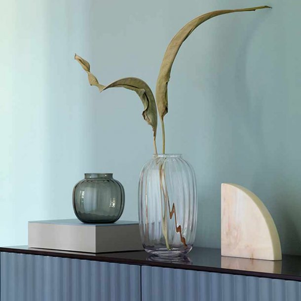 Holmegaard primula vase - klar