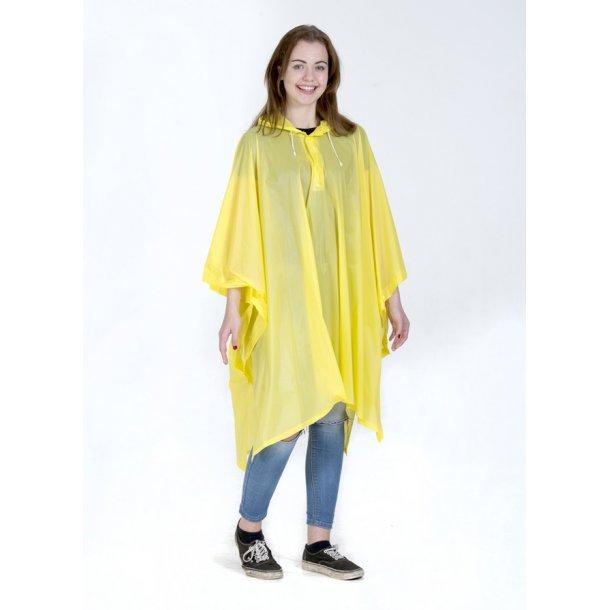 Regnslag  - gul pvc
