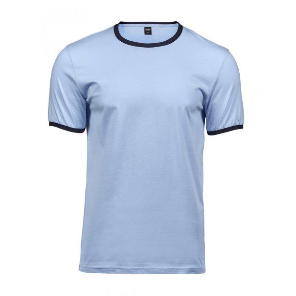 T- shirts -Ringer Tee - moderigtig med kontraster
