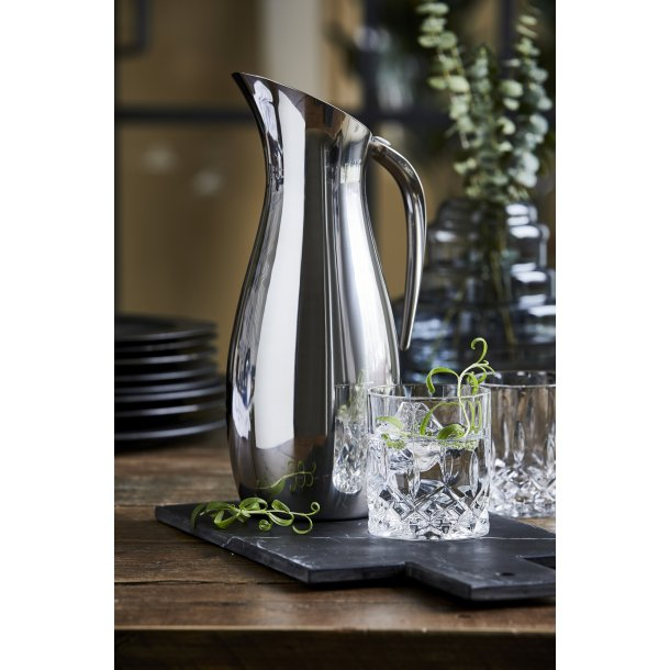 Zone vandkande med 2 stk.  Lyngby lounge glas