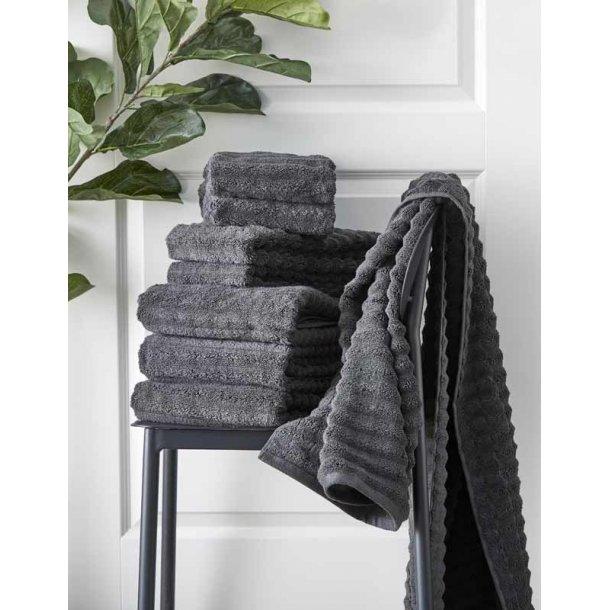 ZONE håndklædepakke Prime grå - 8 stk