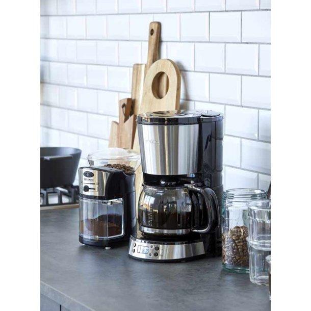 Severin kaffemaskine & kværn
