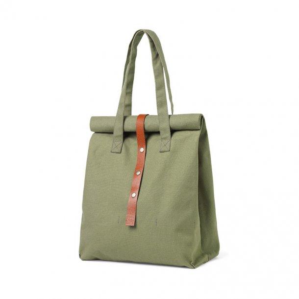 RÅ picnictaske grøn - Juna
