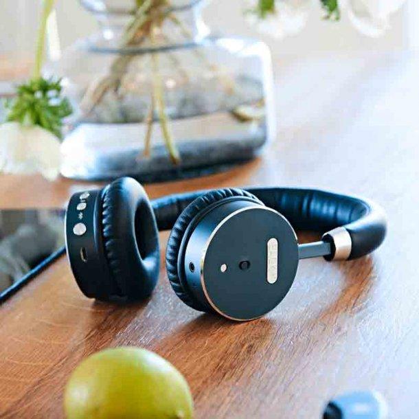 SACKit høretelefoner - WOOFit - sort